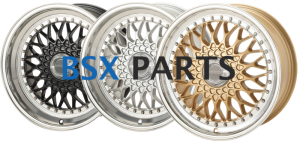 BSXparts logo drie wielen.